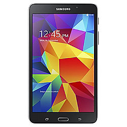 Samsung Galaxy Tab® 4, 7-inch Tablet, Quad Core 1.2GHz Processor, 1.5GB RAM/8GB ROM, WiFi - Black