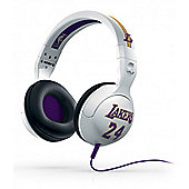 Hesh 2.0 On Ear Headphones Kobe Bryant White w/Mic