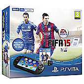 PSVita Console and Fifa 15 (Inc. 4gb Memory Card)