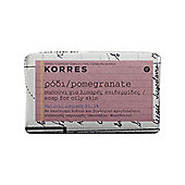 Korres Pomegranate Soap 125g