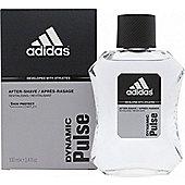 Adidas Dynamic Pulse Aftershave 100ml Splash For Men