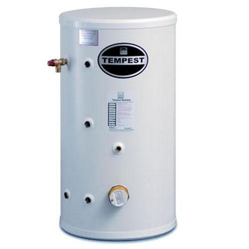 Telford Tempest DIRECT Unvented Stainless Steel Hot Water Cylinder 400 LITRE