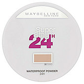 Maybelline SuperStay 24hr Powder 30 Sand