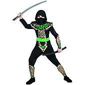 Dragon Ninja - Child Costume 3-4 years