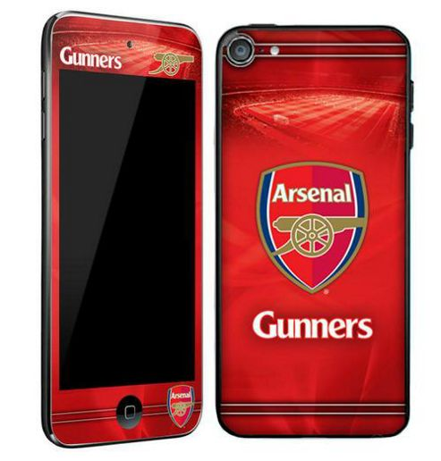 Arsenal FC iPod Touch 5G Skin