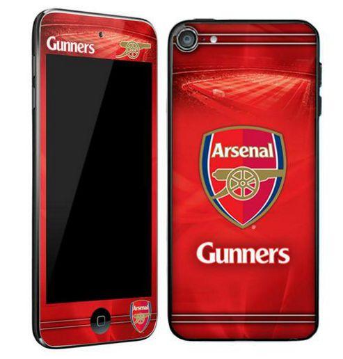 Arsenal FC iPod Touch 5G Skin