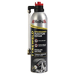 Holts Tyreweld Emergency Puncture Repair - 400ml