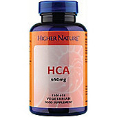 Higher Nature HCA 90 Tablets 450mg