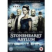 Stonehearst Ayslum DVD
