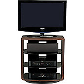 BDI Chocolate Stained Walnut TV Unit For Up To 37 inch TVs