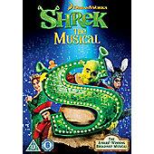 Shrek The Musical (DVD)