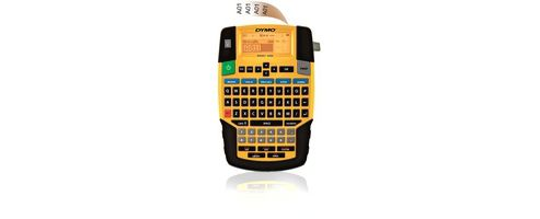 Dymo Rhino 4200 Qwerty 19mm Pb1 UK Yellow S0955950