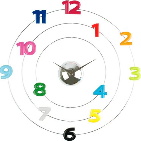Karlsson Mobile Wall Clock