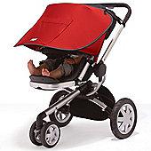 Outlook Solar-Shade Stroller Blind Red Single