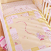 Izziwotnot Humphreys Lottie Fairy Quilt (Princess Primrose)