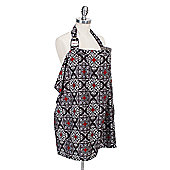 Bebe Au Lait Premium Cotton Nursing Cover - Amalfi
