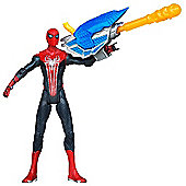 The Amazing Spider-Man Web Cannon Figure