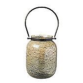 Parlane Elegant Glass Lantern - 33 x 25cm