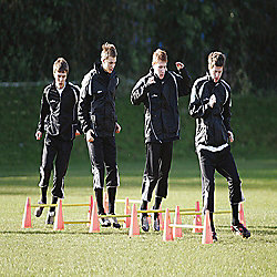 Precision Training Agility Hurdle Cone Set