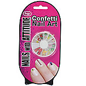 Pretty Nails Nail Art Confetti-Fruit