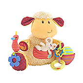 Blossom Farm Woolly Lamb Activity Toy