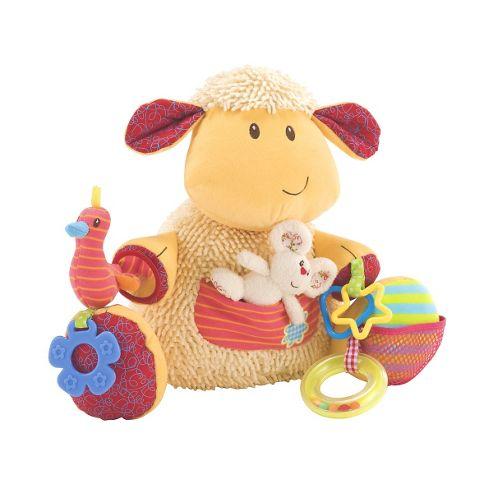 Blossom Farm Woolly Lamb Activity Toy