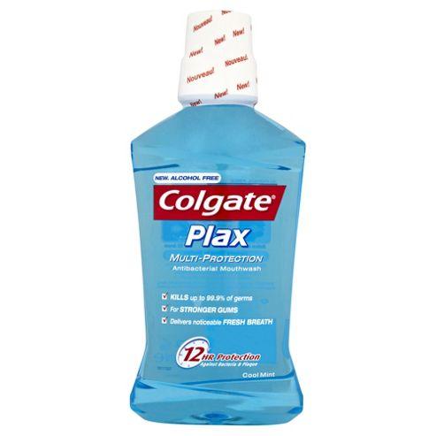 Colgate Plax Coolmint Mouthwash 500Ml.