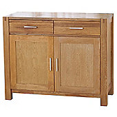Mark Harris Verona Light Oak Medium Sideboard