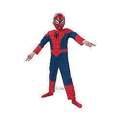 Ultimate Spider-Man Costume (Age 5-6)