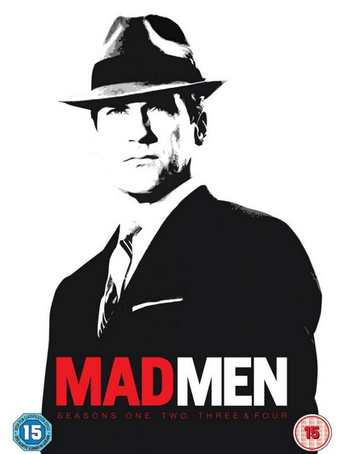 Mad Men - Season 1-4 (DVD Boxset)