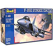 Revell F-15E Strike Eagle & Bombs 1:48 Aircraft Model Kit - 04891