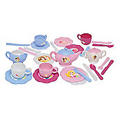 Disney Princess 26 Piece Tea Set