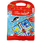 Kids Create Magnetic Under The Sea Ludo Game