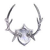 Aluminium Trophy Antler Wall Art