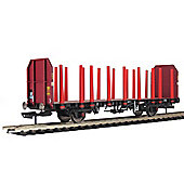 Hornby R6468 OTA Timber Carrier No 3 Sea Horse Wagon Rolling Stock 00 Gauge
