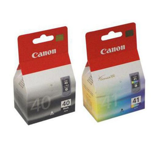 Canon 28ml Original Ink Cartridges for Canon Pixma iP2600 - Black/Cyan/Magenta/Yellow