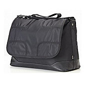 OiOi Messenger Bag (Black Tape)