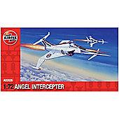 Airfix - Captain Scarlet Angel Interceptor - Scale 1:72 A02026