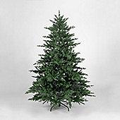 7ft Flat Rock Frasier Fir Green Luxury Premium PE Tree