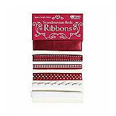 Scandinavian Reds Ribbon Pack