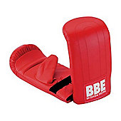 BBE Britannia Boxing - Club Bag Mitts - Red