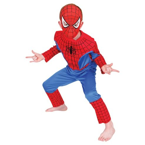 Rubies UK Premium EVA Muscle Chest Spiderman- M