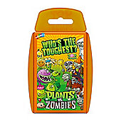Top Trumps - Plants Vs Zombies