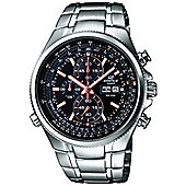 Casio Gents Edifice Stainless Steel Bracelet Watch EFR-506D-1AVEF