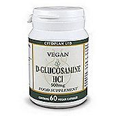 Cytoplan Vegan Glucosamine HCL 60 Capsules