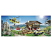Playmobil - Mountain Rescue Helicopter 5428