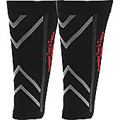 Pst Pro Compression Calf Booster Sleeve - Black