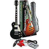 Rocket L Series Translucent Rock Electric Guitar Pack