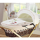 Lollipop Lane Herbs Garden Moses Basket