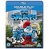 The Smurfs - Tesco Exclusive Bluray